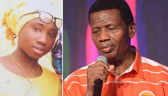 Let Us Intensify Our Prayers For Leah Sharibu's Release – Pastor Adeboye