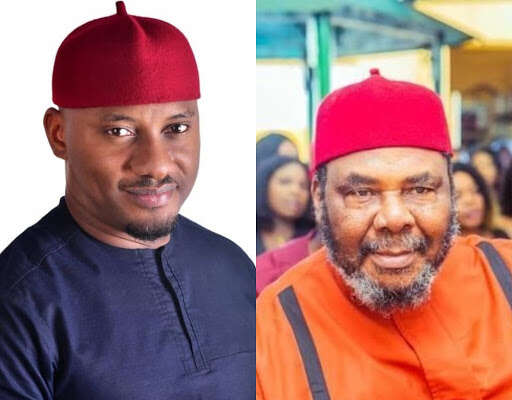 Pete Edochie Endorses Son, Yul Edochie To Contest For 2023 Presidential Elections (Video)