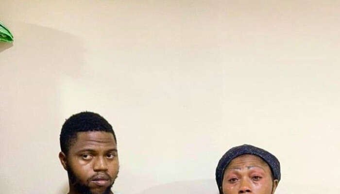 Mother And Son Arrested For Alleged N50m Online Fraud