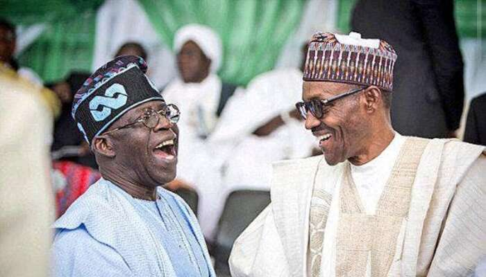 Tinubu Reveals He Has A Good And Productive Relationship With Buhari