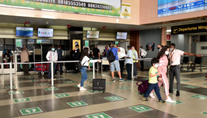 FG Set To Reopen Kano, Enugu, Port Harcourt Airports For Int'l Flights