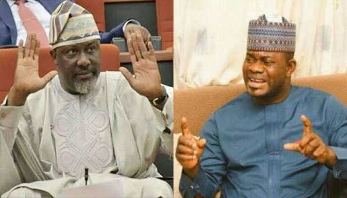 """""""Kogi Government Collected COVID-19 Money And Palliatives, And Must Collect The Vaccine"""" – Dino Melaye"""