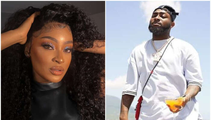 Davido's Alleged New Baby Mama Larissa Reveals Her Son's Name 'Dawson' Meaning 'Son Of David'