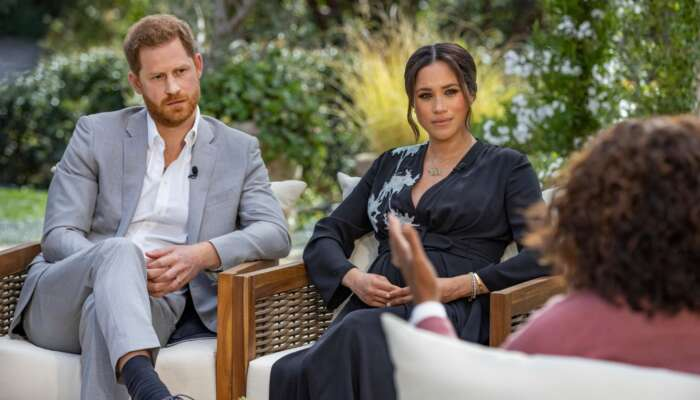 Meghan Markle Opens Up About Contemplating Suicide In An Interview With Oprah Winfrey  (Videos)