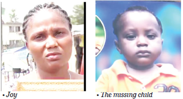 Woman Accuses Police Of Demanding N200,000 After Giving Her Missing Child To Impostor